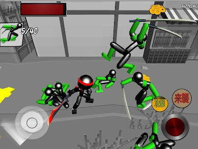 Stickman Ninja Fighting 1.04 screenshot 8
