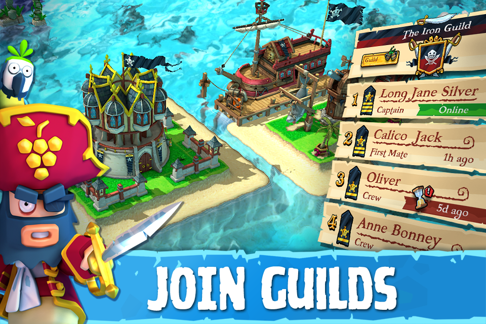 Plunder Pirates 2 7 2 APK + OBB (Data File) Download
