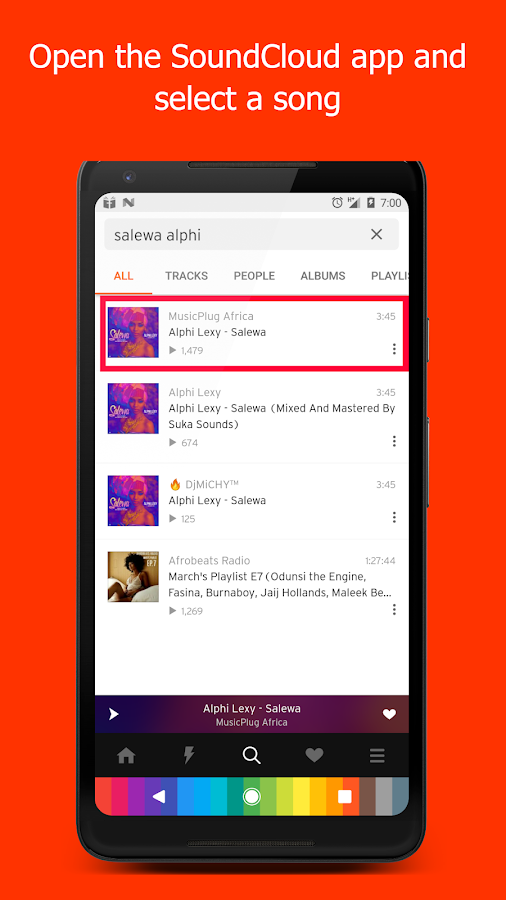 SoundNinja for SoundCloud 1 0 APK Download - Android Tools Apps