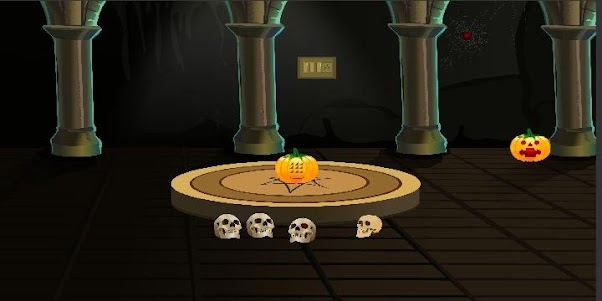 Halloween Pumpkin Room Escape 2.0.0 screenshot 6