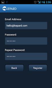 Kepard VPN  screenshot 1
