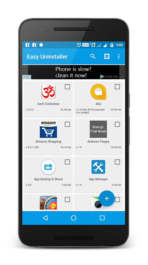 easy uninstaller apk