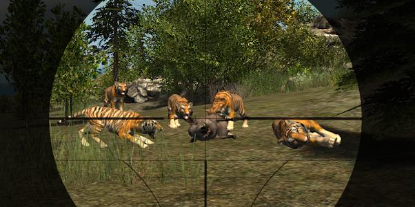 Jungle Sniper Hunter Simulator 1.1 screenshot 16