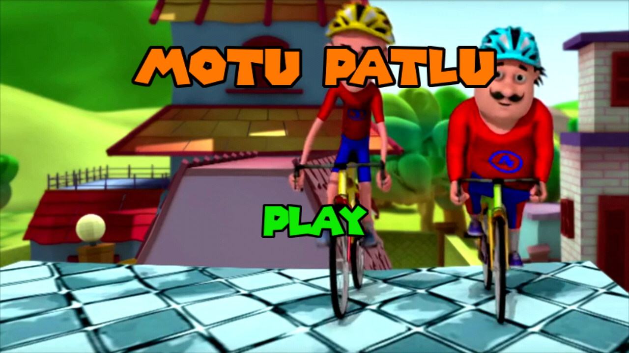 Motu Patlu Bike Cycling 2 0 Apk Download Android Adventure Games