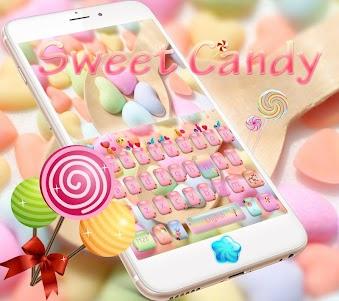 Candy Keyboard of Candy Land 10001004 screenshot 1