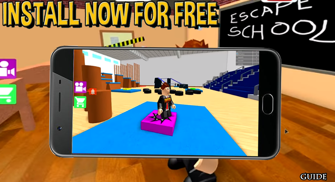 Download Tips Of Roblox Escape School Obby 2 0 Apk Android Books