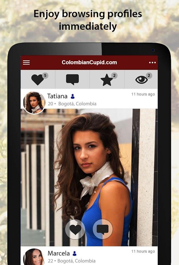 bogota dating app