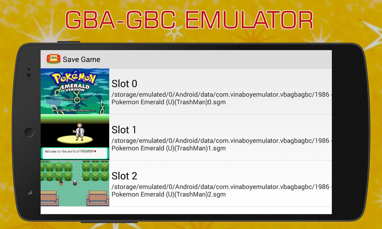 gba emulator android apk