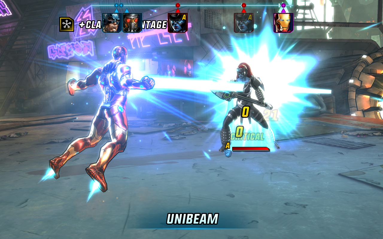 Marvel: Avengers Alliance 2 1 4 2 APK + OBB (Data File) Download