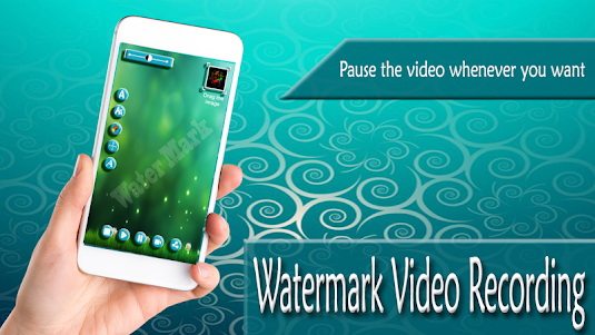 Watermark Video Recording 1.1 screenshot 2