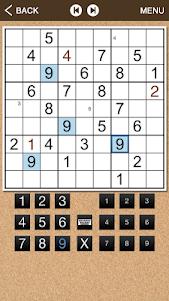 Comfortable Sudoku 1.0.2 screenshot 2