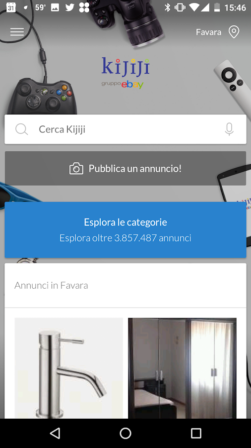 com ebay annunci APK Download - Android cats  Apps