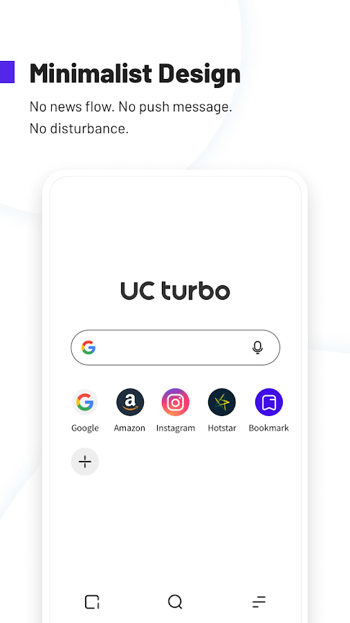 UC Browser Turbo - Fast download, Secure, Ad block 1 6 6 900