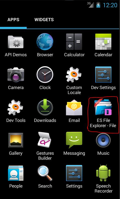 es file explorer unlock smb2.0