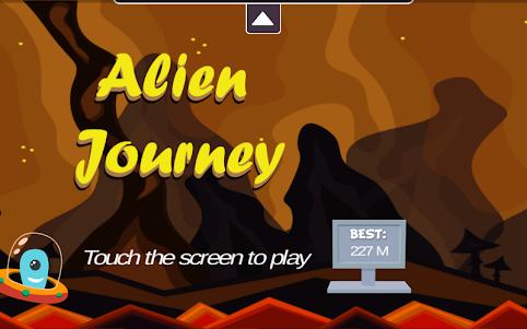 Alien Journey 1.0 screenshot 1