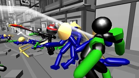 Stickman Ninja Fighting 1.04 screenshot 5