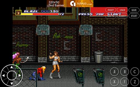 Emulator for Genesis 1.0 screenshot 3