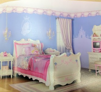Princess Bedroom Ideas 1.0 screenshot 8