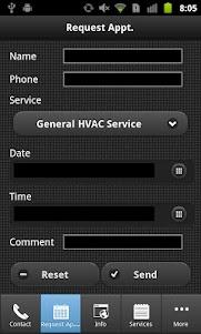 Las Vegas HVAC 218105 screenshot 2
