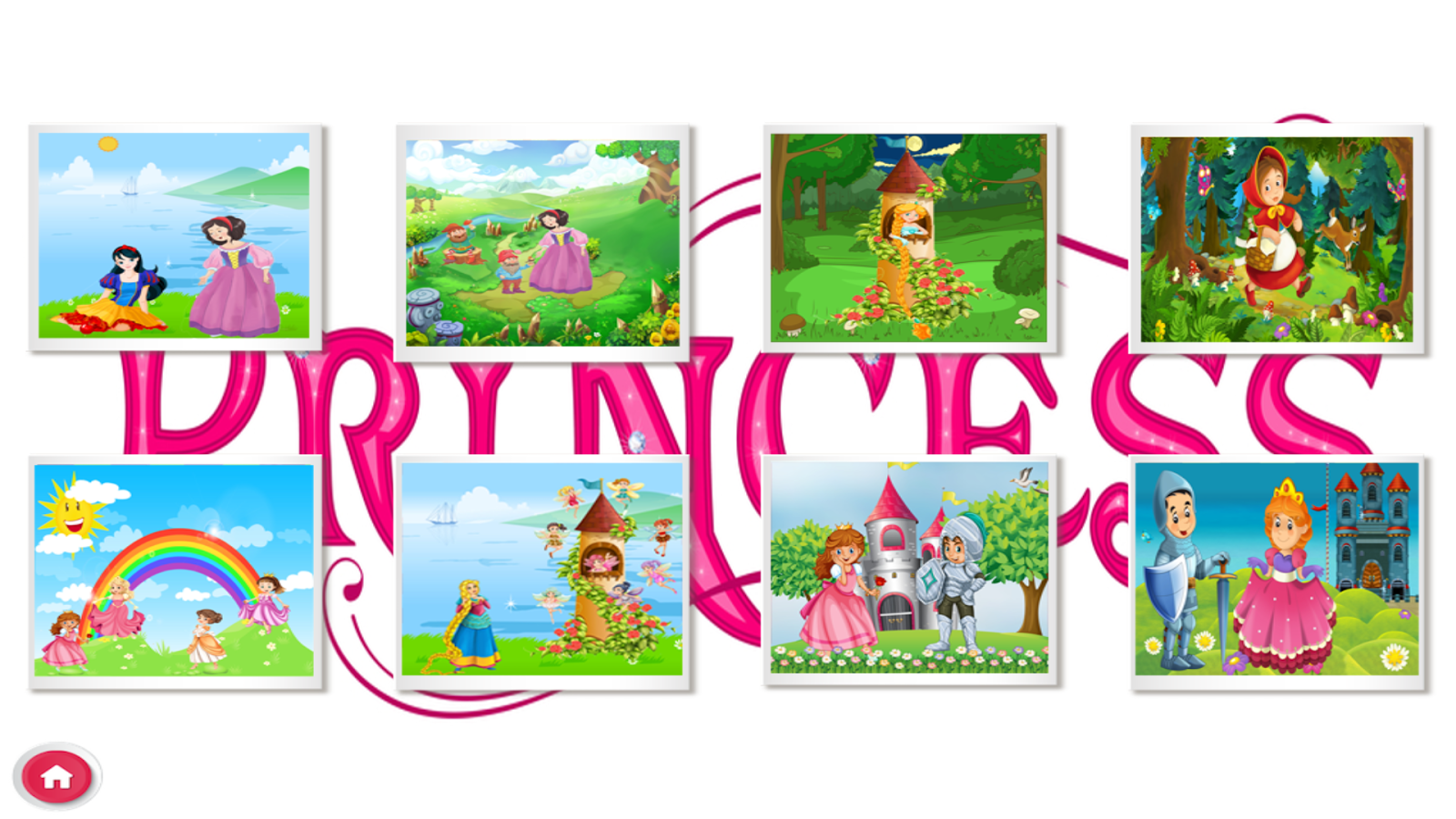 Princess Puzzle For Kids Learning 1 0 APK Download Android