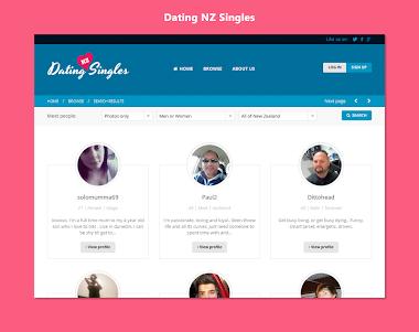 Dating NZ Singles - Dating App 0.1 screenshot 3