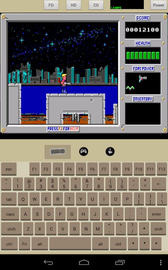 AEMULA - 486 PC Emulator 2 2 APK Download - Android Tools Apps