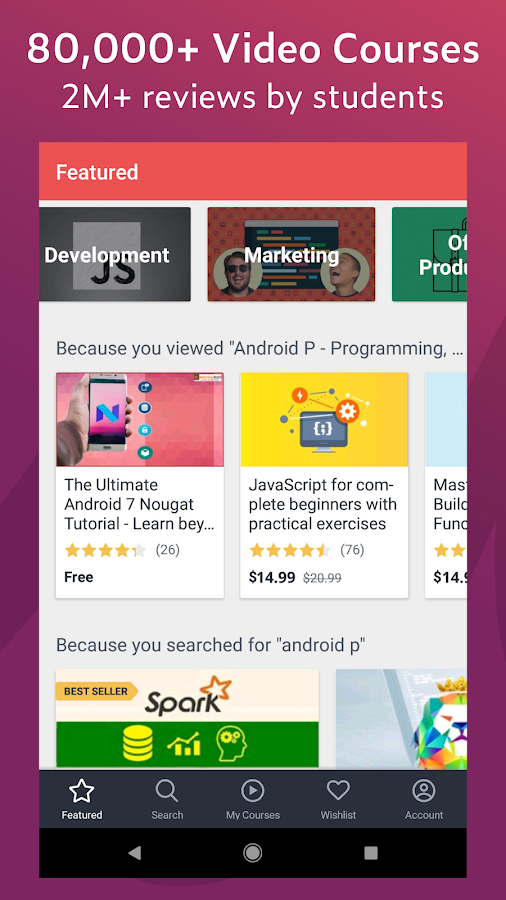com udemy android 5 10 5 APK Download - Android cats  Apps