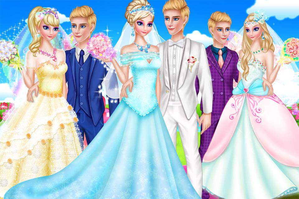 Wedding Makeover Dress Up 1 0 9 Apk Download Android Casual Games