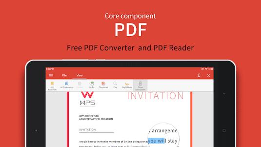 WPS Office - Word, Docs, PDF, Note, Slide & Sheet 11.3 screenshot 11