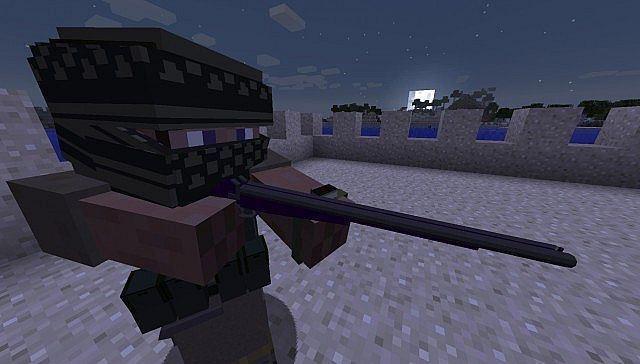 Minecraft gun mod download apk | Guns Mod for Minecraft