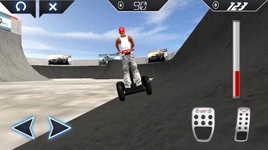 Simulator for Segway 1.1 screenshot 3
