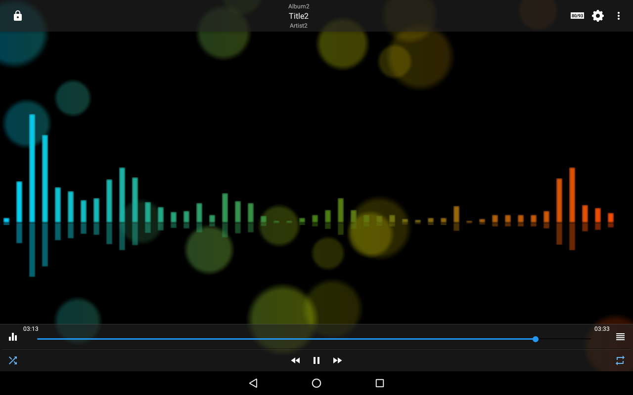 EQ Media Player 1 3 5 APK Download - Android cats