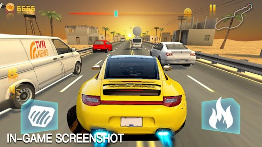 Racing Driver Speed 1.2 screenshot 15