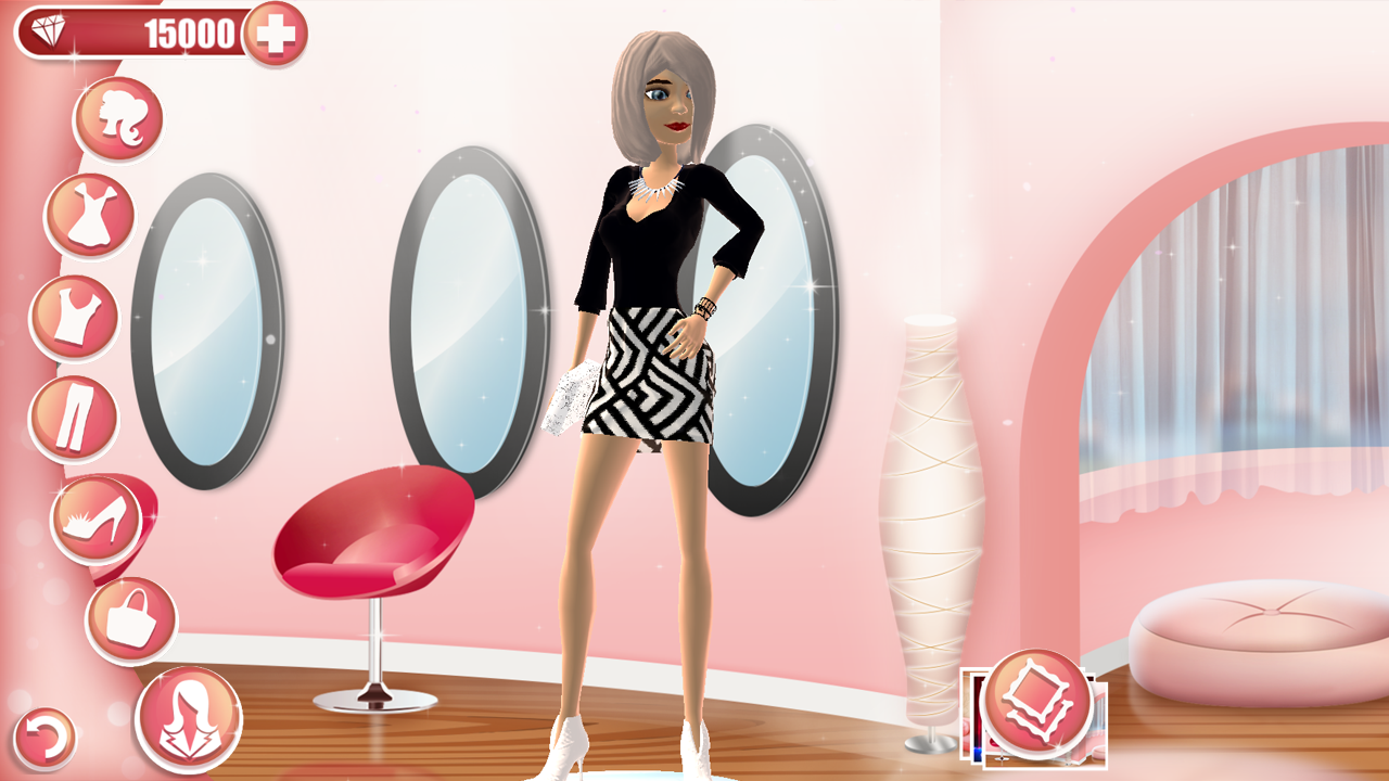 Download Fashion Show Dress Up Game 3 0 Apk Android Lifestyle Apps