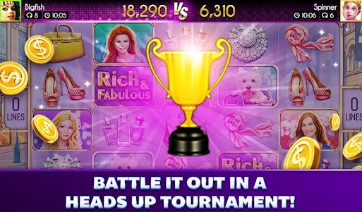 Epic Diamond Slots – Free Vegas Slot Machines 3.3.5 screenshot 3