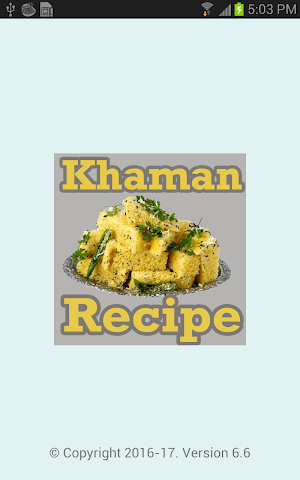 Khaman Dhokla Recipes Videos 6 6 APK Download - Android