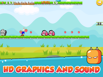 Muffy Jungle Run 1.0 screenshot 2