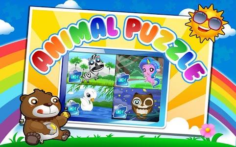 Animal Jigsaw Puzzle 1.1 screenshot 5