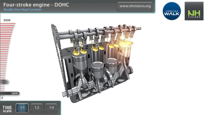 Interactive Four-Stroke Engine 1 1 APK Download - Android