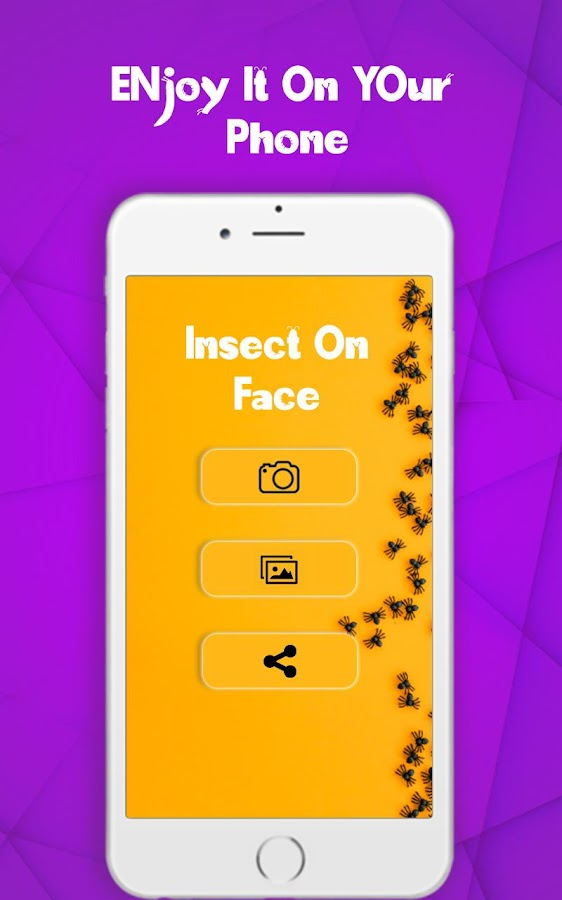 Bug Photo Editor 2018 - Insect on Face 1 0 APK Download