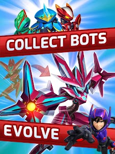 Big Hero 6 Bot Fight 2.7.0 screenshot 16