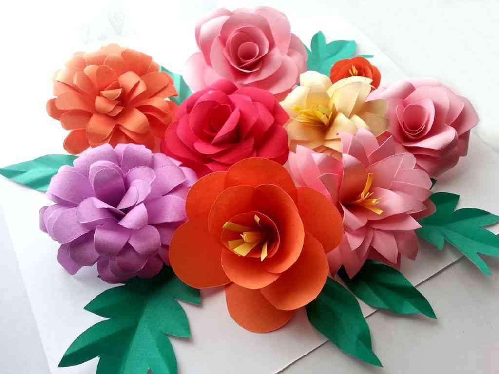 Creative Paper Flower Ideas 10 Apk Download Android Lifestyle Apps
