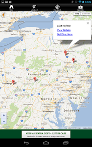 iFish Pennsylvania 2.0 screenshot 4