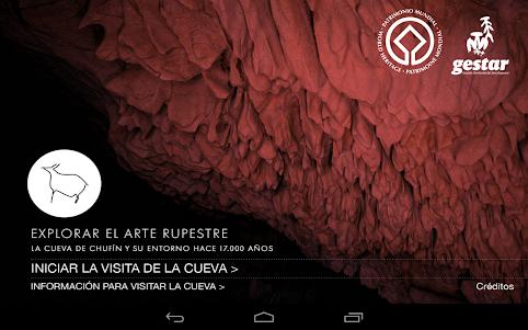 Cueva Chufín 1.4 screenshot 1