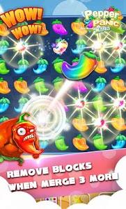 Pepper Panic Mania 1.0 screenshot 1