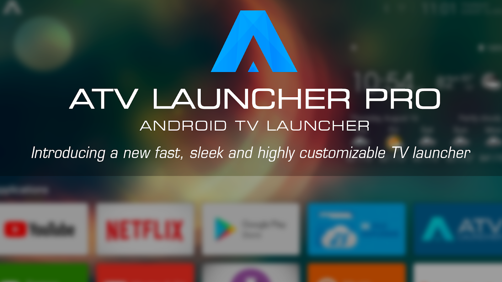 ATV Launcher Pro 0 1 3-pro APK Download - Android Personalization Apps