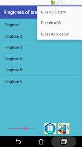 Ringtones of break glass 16 screenshot 2