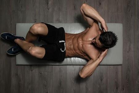Abdominal exercises for Men and Women 2.0 screenshot 2