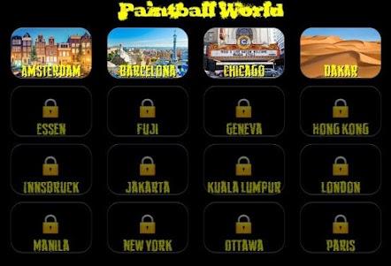 Paintball World 0.0.5 screenshot 1