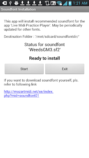Soundfont Installer 1 3 APK Download - Android Music & Audio Apps